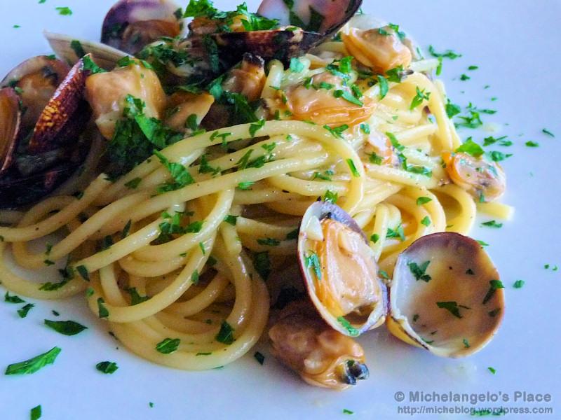 Le ricette di Nonna Anna: spaghetti alle vongole